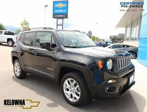 2015 Jeep Renegade North   Heated Seats and Steering Wheel   All