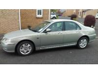rover 75 short mot to 24th August. clean car for year.