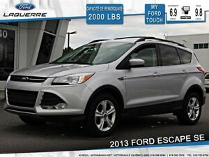 2013 Ford Escape SE AWD **MY FORD TOUCH*CLIM 2 ZONES**