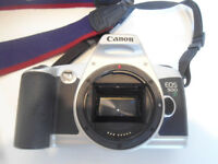 Canon 500 N EOS 135 mm body