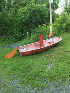 1950 10foot sailboat