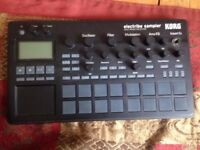 KORG Electribe emx2 Sampler (Drum machine, Sequencer, Synth)