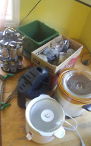 Cheap Household Items for sale (odds/ends)..