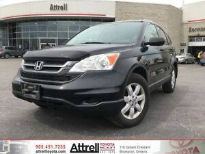 2011 Honda CR-V LX. Keyless Entry, A/C, Cruise Control.