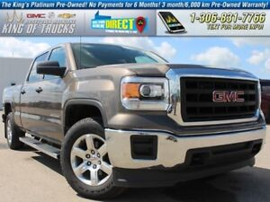 2014 GMC Sierra 1500 Local   One Owner   PST Paid