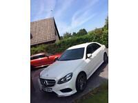 2014 Mercedes-Benz E-Class CDI AMG Sport 7G Tronic Automatic Diesel Saloon