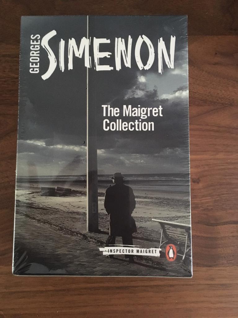 Brand new Inspector Maigret box set