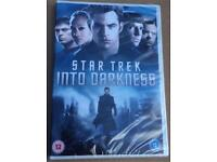 Star Strek into darkness DVD