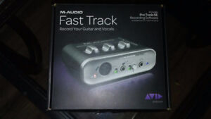 M-Audio Interface with pro tools se