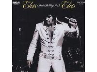 elvis collection vinyl
