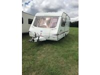 Swift 550 charisma 2004 Fixed Bed Trade Price To Clear £3700