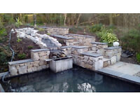 Pure Yorkshire limestone walling stone BEST IN UK ideal for walls and Rockeries