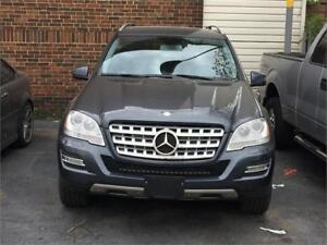 2011 Mercedes-Benz M-Class ML 350 BlueTEC/NAV/CAMERA/LANE ASSIST