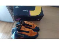 La Sportiva Cobra Climbing Shoe. Brand new in box, never used