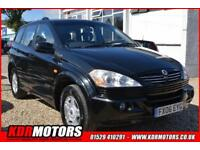 2006 Ssangyong Kyron S 4wd 2