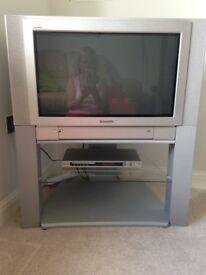 """28"""" Panasonic Flat Screen TV"""