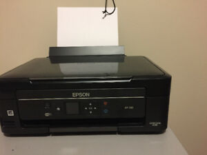 Selling Wireless Epson XS 330 Printer **Used Once**