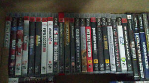 Used Playstation 3 Games