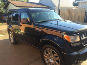 2008 Dodge Nitro RT SUV, Crossover