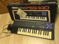 Yamaha pss 140 keyboard