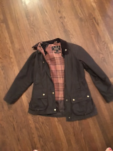 Barbour Women's Utility Jacket size 4