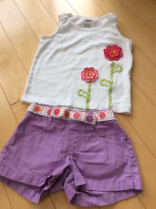 Gymboree outfit size 3