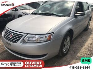 2007 Saturn Ion Ion *TOIT OUVRANT*
