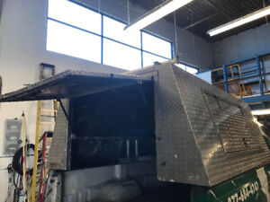 Aluminum Grizzly Canopy - $1000 OBO
