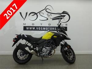 2017 Suzuki DL650- Stock#V2657- No Payments for 1 Year**