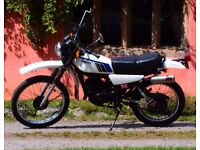 YAMAHA DT175 year's MOT, excellent, uncompromised, a cracker!!