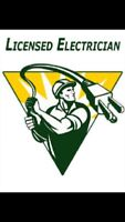 Electrician at your Service! 403.816.4113