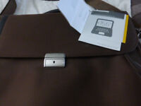 Samsonite laptop bag/briefcase new with tags.