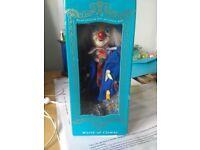World of Clowns Porcelain Clown Doll