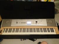 Yamaha DGX 620 Digital Grand Piano - Keyboard