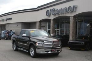 2013 Ram 1500 LARAMIE  - Bluetooth -  Alpine stereo -  Power sea