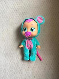 Cry baby la la doll kids toys