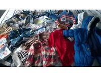 Boys 6-12month clothing bundle