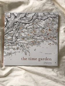 The Time Garden Colouring Book