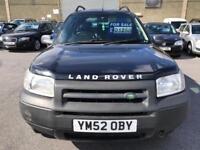 2003 Land Rover Freelander 1.8 ES 5dr