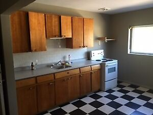 One Bedroom $635 plus personal hydro