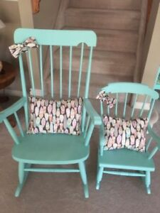 Solid Wood Rocking Chairs