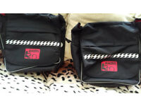 bicycle panniers x 3 ,never used, swindon, £20
