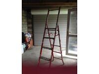 """Alliminium ladder for sale, 9' 6"""""""