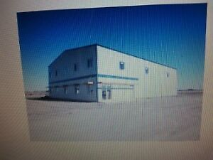 Bonnyville Shop and office for Sale or lease