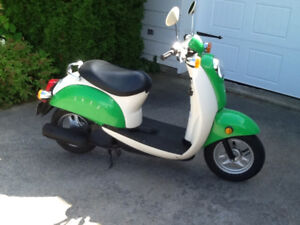 Scooter Honda Jazz 2004