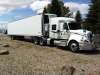 Class 1 Driver - must be able to cross into the US