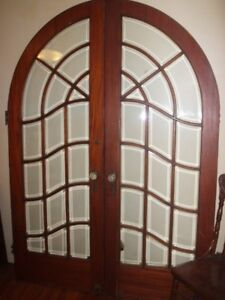Art Deco French Doors - Architecturally Beautiful