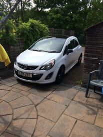 2014 Vauxhall Corsa D Limited Edition