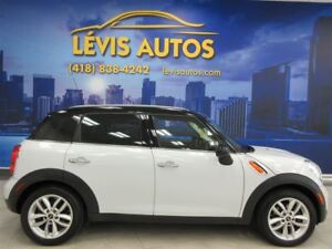 2012 MINI Cooper Countryman CUIR TOIT OUVRANT PANORAMIQUE 112700