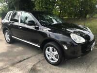 2006 PORSCHE CAYENNE S 4.5 v8 340Bhp **FULL HISTORY...2 OWNERS FROM NEW